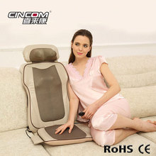 High Quality Electric Massage Back Cushion Vibration Massage Cushion On Sale