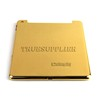 china wholesale 24k gold palted for ipad 4 back cover housing