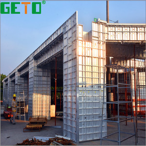 Precast reinforced concrete member iso wall sandwich panel price for  building villa project