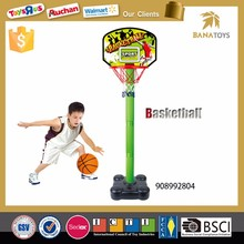 Outdoor and Indoor mini basketball hoop stand with ball