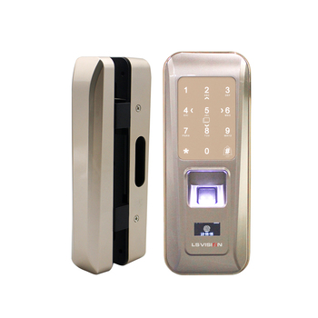 LSVISION Intelligent Fingerprint Finger Unlock Biometric Electronic Smart Lock Support APP