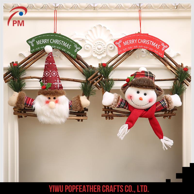 Venta al por mayor decoraciones navide as para puertas - Decoracion de navidad para puertas ...