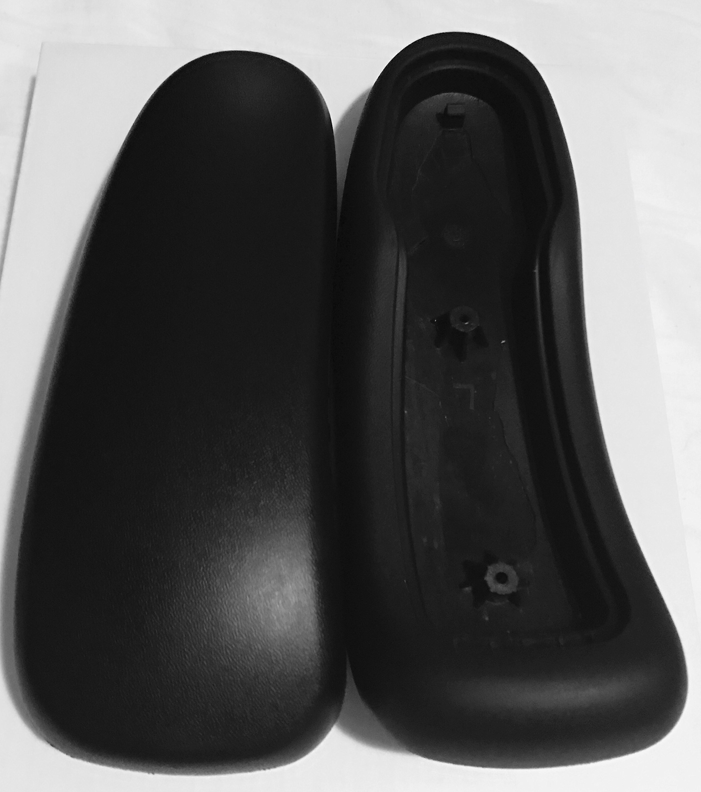 Classic Vinyl Arm Pads Pair For Herman Miller Aeron Chair