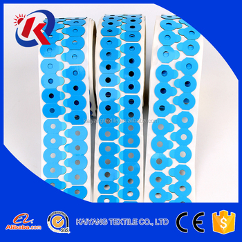 Blue red color rolls lens optical hydro blocking pads