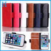 Leathe phone cover for iphone 5,for iphone 5s protective mobile phone case