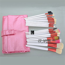 Face Use and Wood Handle Material cosmetics makeup brush set