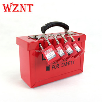 steel safety lockout tagout kitselectrical lock out tagout out kitlockout key box - Lock Out Tag Out Kits