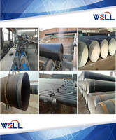 High Automatic Anti-Corrosion Production Line for Steel Pipe 3PE Coating