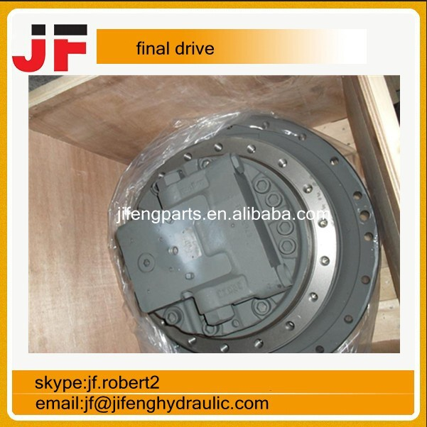 GM07VC final drive used for IHI IS65UJ excavator part