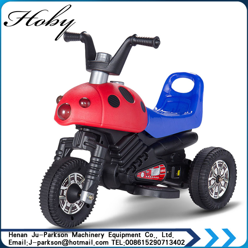 8019 Child Kids Singile Drive 3 Wheel Electric Motorcycle Car Toy Ride On Car