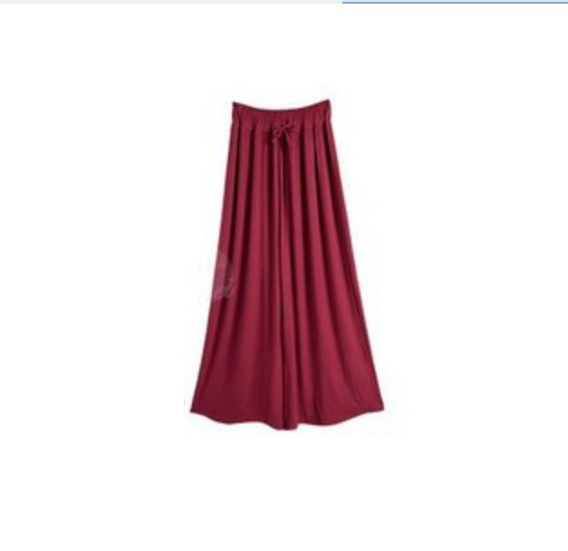 fb000d4b2 Larga de las señoras maxi llanura gris azul amarillo Rosa falda