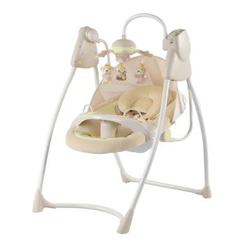 Elektrische Schommel Baby.Bebe Elektrische Schommel Wieg Met Plastic Omhulsel Stoel Gemaakt In