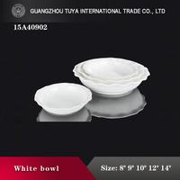 Unique soup bowls personalized soup bowls porcelain round soup bowl