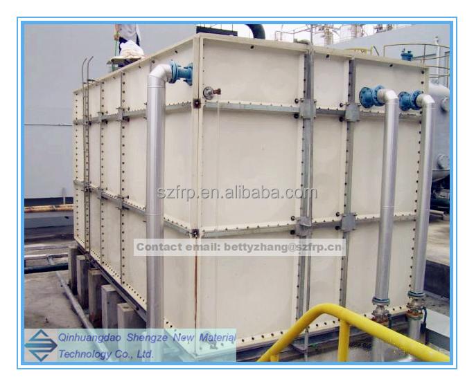 Frp Water Tank,10m3,50m3,100m3,200m3,Drinking Water Reservoir ...