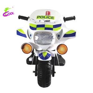 2017 Kids Toys Motorcycle Ride On Police Trikes Motor Bike OEM Available