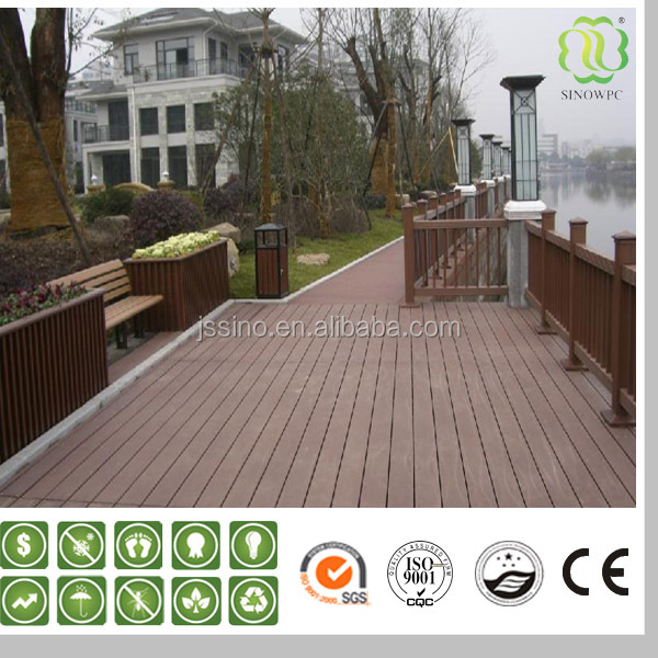 water proof high density wpc wood plastic composite