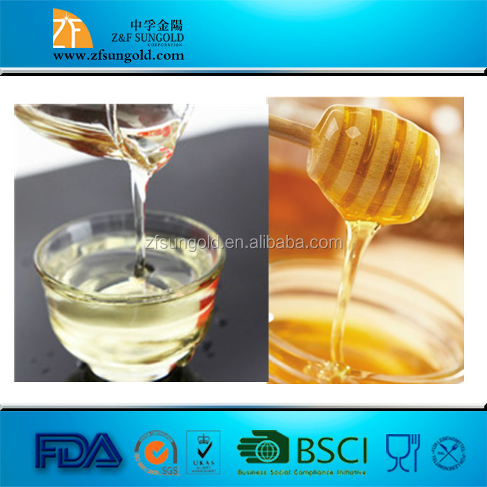 Organice Extract Glucose Liquid Non-GM Starch Sugar/Liquid Glucose