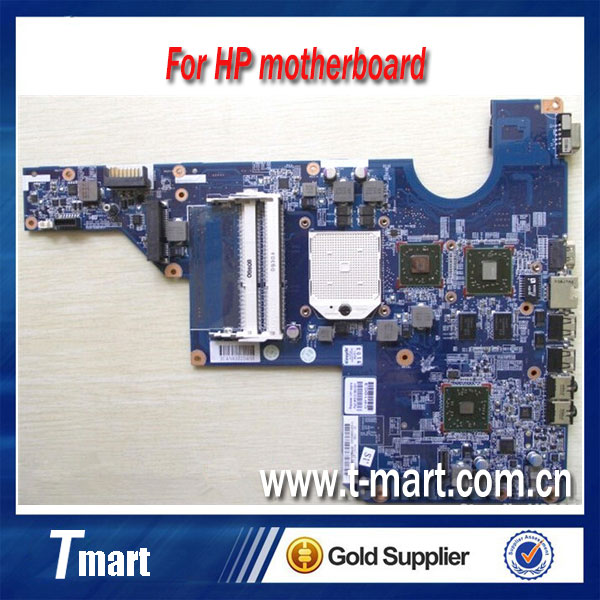 100% working laptop Motherboard For HP 610160-001 G62 G42,Fully tested.