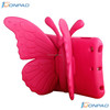 Butterfly Cartoon case for tablet, Shockproof Cover with Stand for iPad air 2