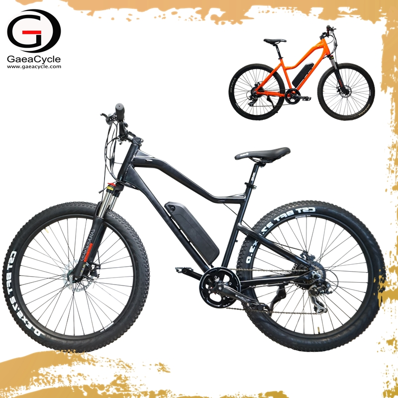 Best Electric Mountain Bike >> Gaea Best Electric Mountain Bike Fat Tyre Motorized Bicycle Ebike