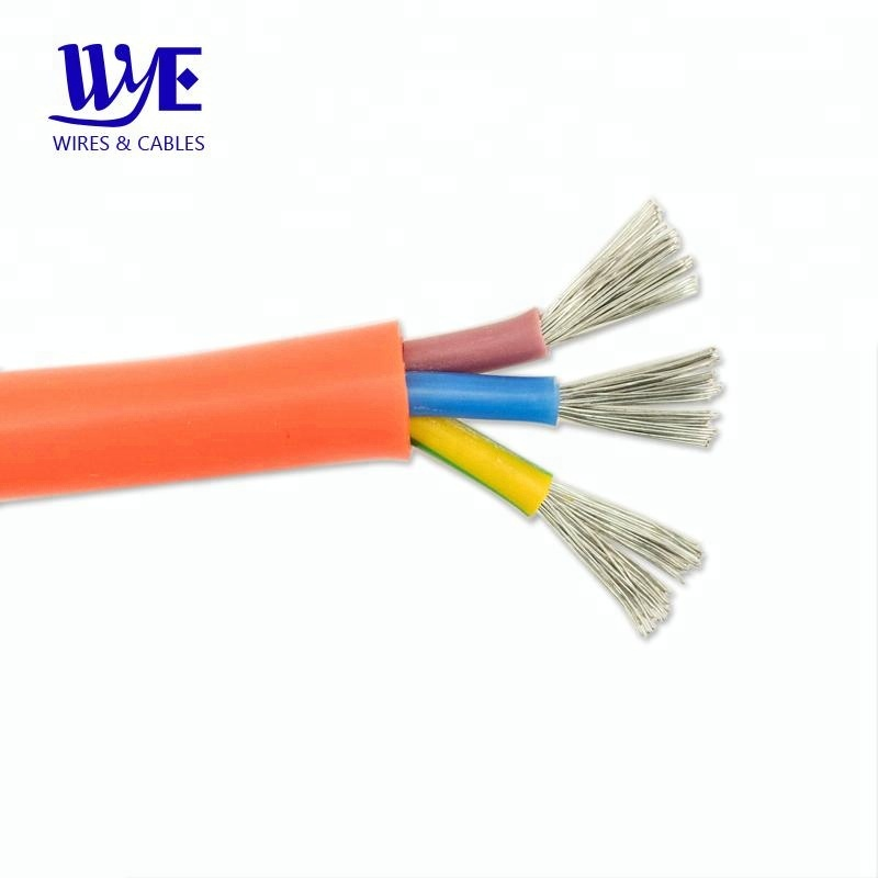 Cable de encendido Silicon Rojo 1/ Mtr 7/ mm