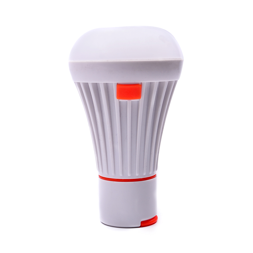 1w+6 Led Camping Lantern Hanging Lamp Portable Outdoor Tent Light Emergency Led Bulb Light with Magnet