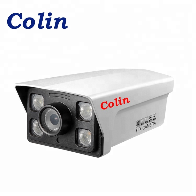 Colin Newest hot sales waterproof outdoor car license capture lower 60km speed hd ip LPR Camera