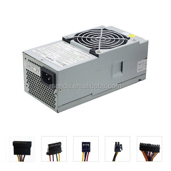 250 Watt Atx Pc Computer Desktop Power Supply Sata 24 Pin 250w 300w ...