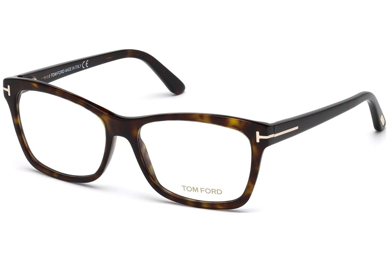 Eyeglasses Tom Ford TF 5424 FT 5424 052 dark havana
