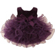 wholesale kid clothing summer 1 year old baby party girls one piece dress cute baby girls party dresses
