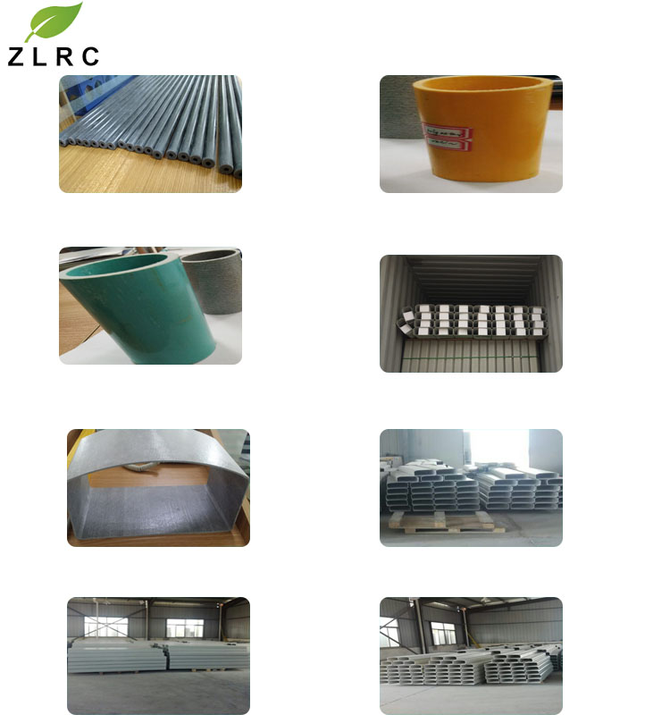 FRP plastic sheet for advertising and cover