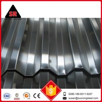 Galvanized Corrugated Metals Roofing and Siding