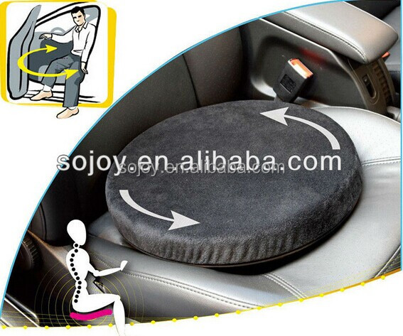 360 degree swivel seat cushion car using buy swivel seat cushion rotate seat cushion car. Black Bedroom Furniture Sets. Home Design Ideas