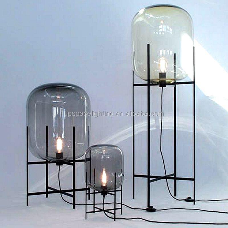 Modern Pulpo Oda Floor Lamp Replica Standing Lighting Home Chandeliers Aluminum Elegant