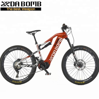 Carbon Fiber Mountain Bike >> Dabomb Oem Bicycle Carbon Fiber Electric Mountain Bike With E8020 Buy Mtb Electric 250w E8000 Electric Bicycle With Mid Motor 27 27 5 29er