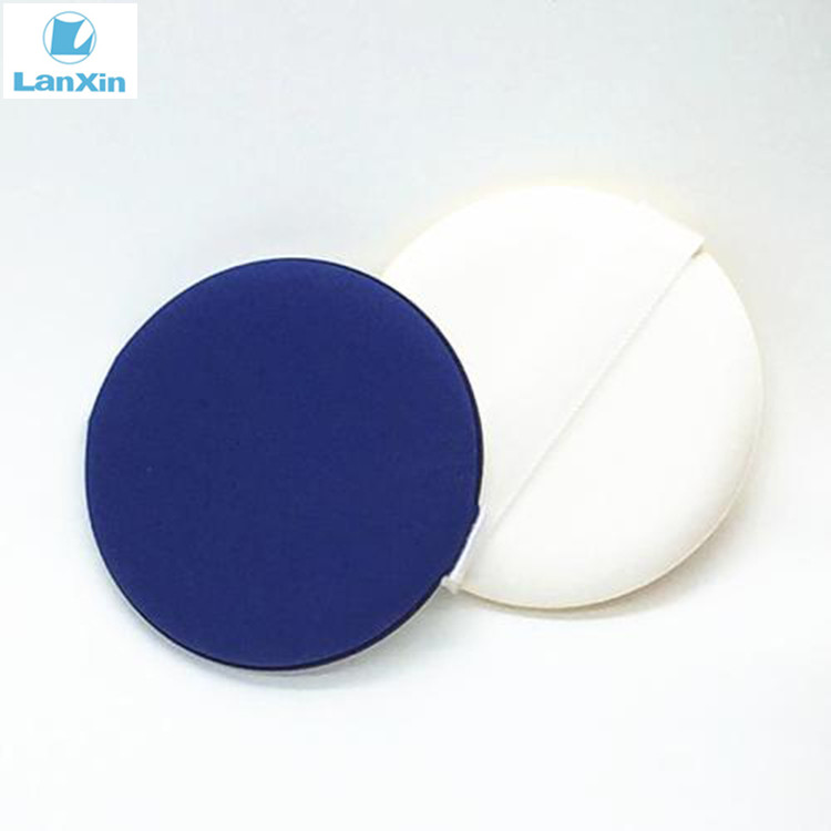 China Free Sample Beauty Refillable powder puff for makeup