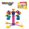 Thinkertoy universal craftsmen dream park blocks rotating whirligig toy