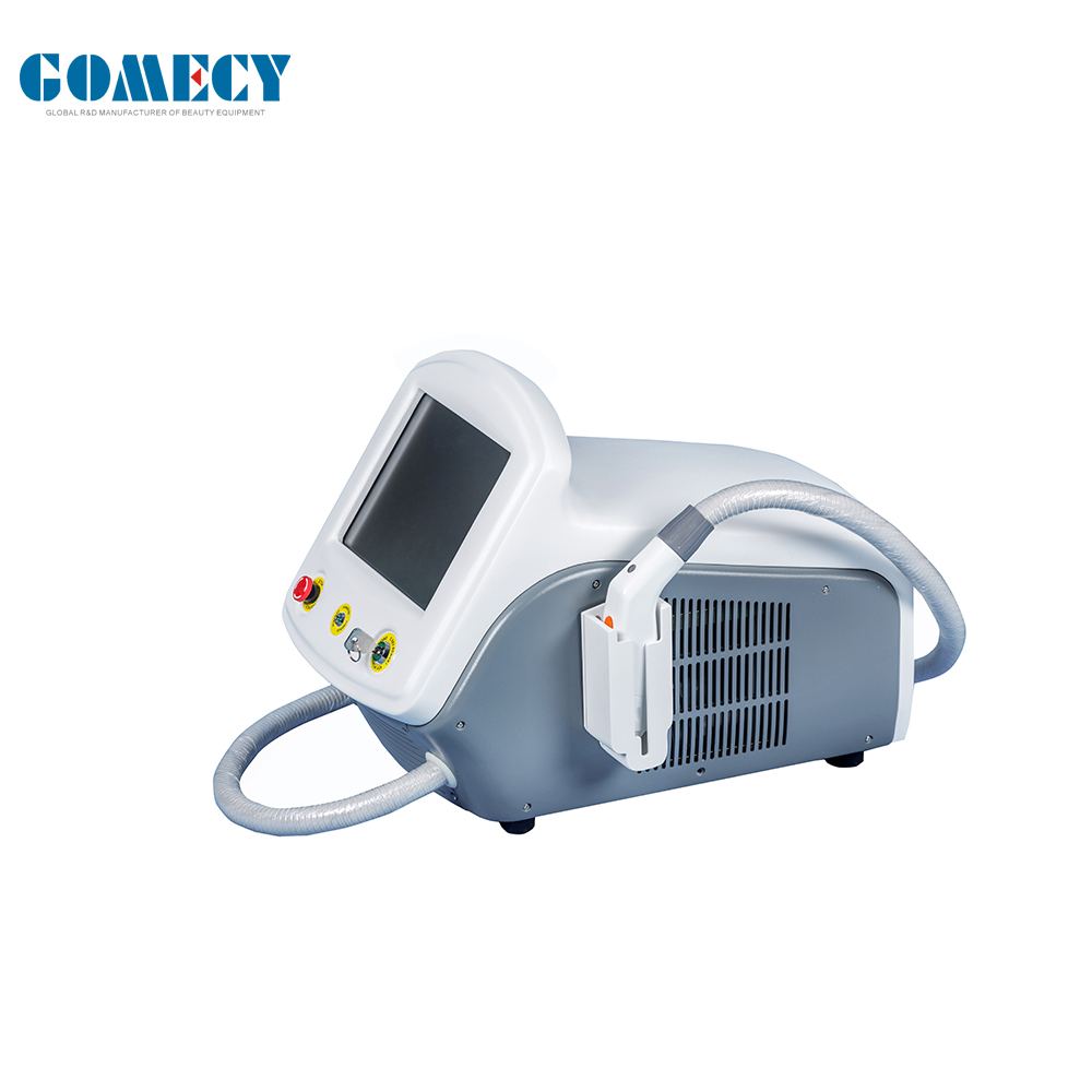Gomecy Factory price permanent hair removal 808nm diode laser equipment for salon