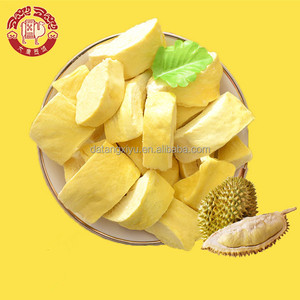durian snack organic dried fruits fruit chips