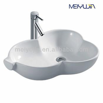 Ceramic Sanitary Ware Artstic Wash Basin For Bathroom Ware Set ...