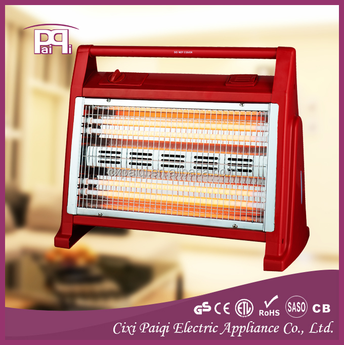 Electric room heater with 2 years Guarantee, safety switch at bottom heater electric