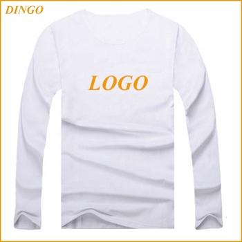 c0cbaa652b41 2019Top quality China online shop custom design men long sleeves crewneck t- shirt/custom