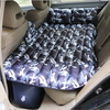 Portable Inflatable Car Cushion Car Self-drive Outdoor Travel Air Mattress Rest Pillow Bed with Air Pump