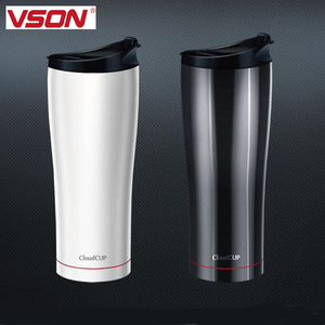 Coffee tube customized design shenzhen vacuum cup