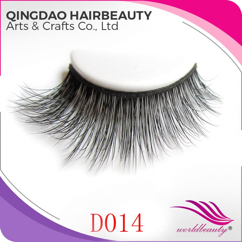 Top Quality Handmade Siberian 3d Mink Eyelashes For Makeup