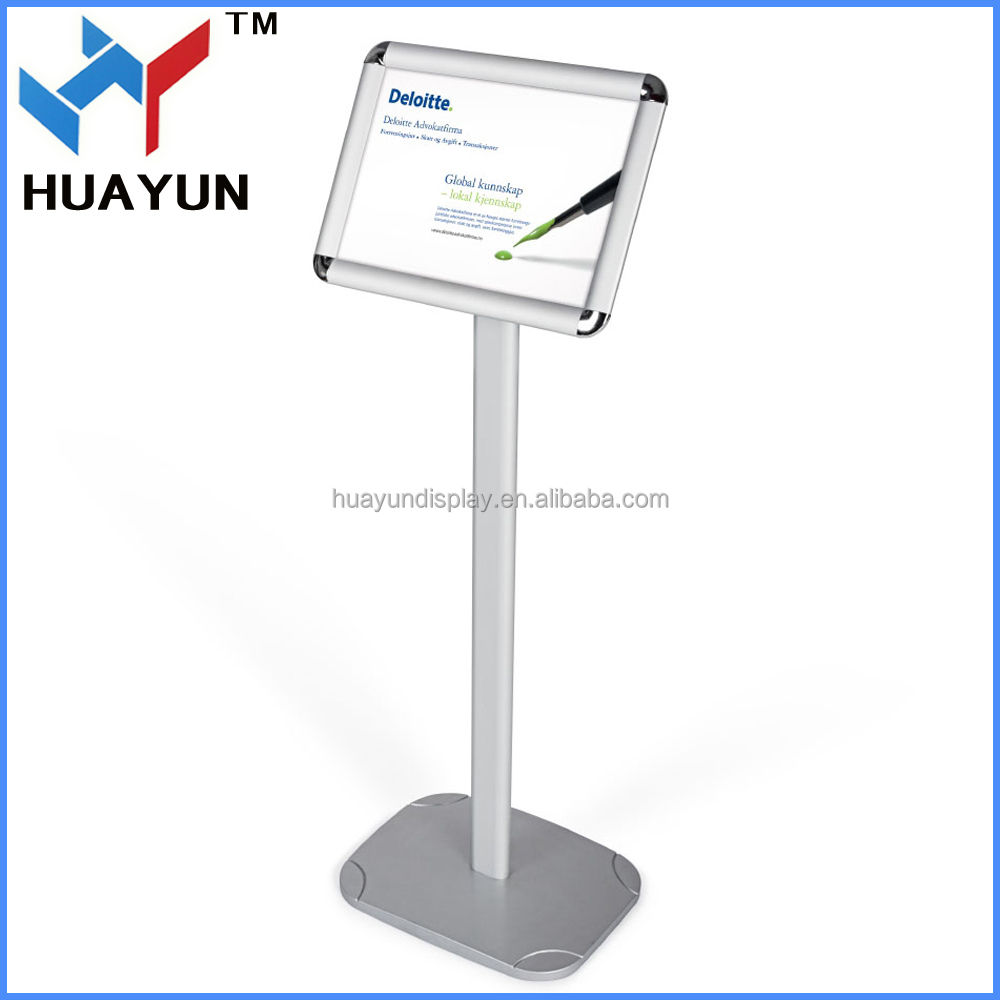 Finden Sie Hohe Qualität Aluminium Plakatrahmen Hersteller und ...
