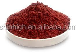 CAS 472-61-7 Relabile supplier Haematococcus pluvialis extract astaxanthin powder GMP certificated/Astaxanthin price