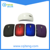 Foldable ARC Mouse Gift Mice Optical 2.4G Folding ARC Wireless Mouse