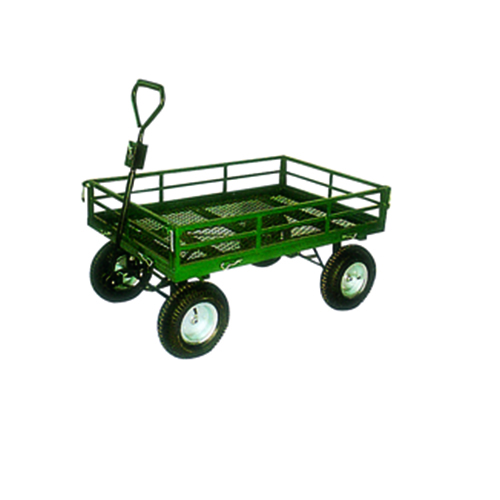 garden good quality metal plant carts