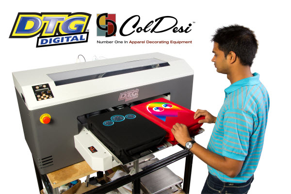 DTG M2 T Shirt Printing Machine